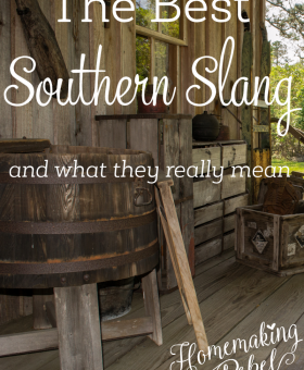 Southern Slang and What They Mean